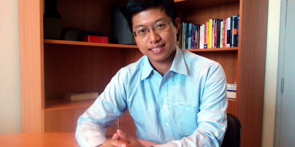 Jinghao Lu is project director at the Sino Africa Centre of Excellence (SACE) Foundation