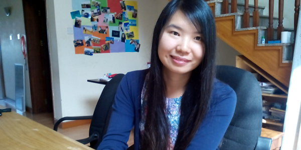 Annie Hu is co-founder of China House, an organisation helping Chinese companies to better integrate in Africa