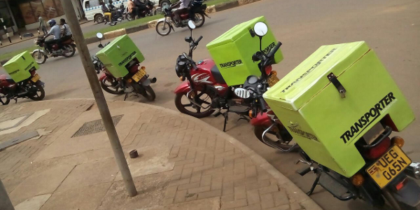 Transporter Corporation has a fleet of 35 delivery motorbikes and an innovative employee remuneration model where drivers can own a bike after working for the company for a year.