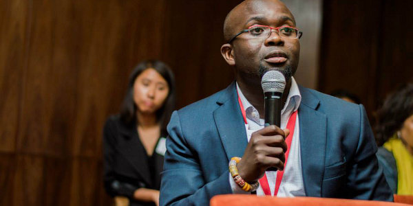 """""""We need more of the right profile people on the continent from all over the world, China being one of them,"""" says Isaac Kwaku Fokuo, founder of the Sino-Africa Centre of Excellence Foundation."""