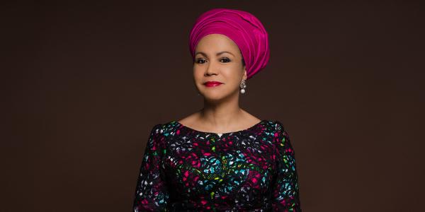 Adenike Ogunlesi is the founder of Nigerian children's clothing brand, Ruff 'n' Tumble.