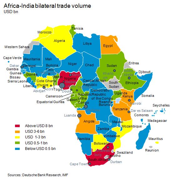 Africa_India map