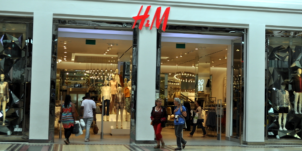 It opened its 4,700m² flagship store at V&A Waterfront in Cape Town two weeks ago.