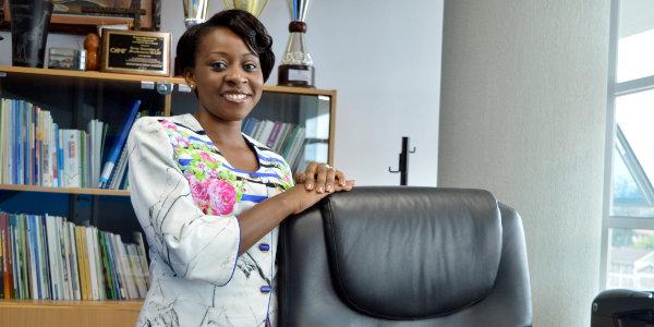 Phyllis Wakiaga, CEO of the Kenya Association of Manufacturers