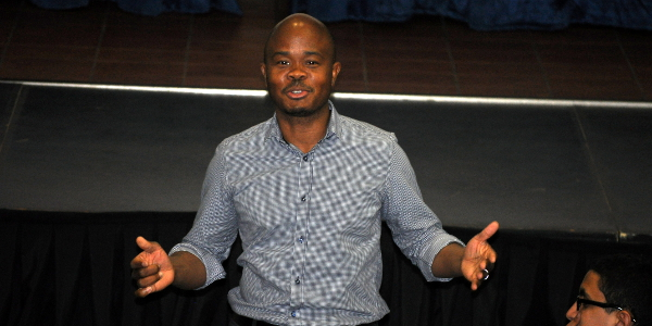 """Let's not just copy a model from other parts of the world, let's take a clean slate, ask what the university of the 21st century should look like – and just throw away any convention and start from scratch. And that's exactly what we are doing,"""" said Fred Swaniker, founder of the African Leadership University."""