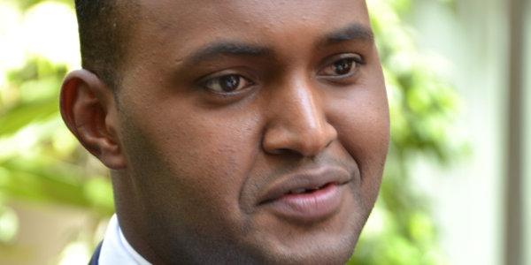 Hassan Dudde, CEO of the Somali Economic Forum