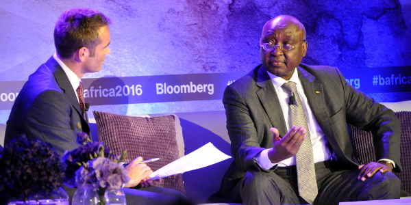"""""""It's a market like any other. If you are looking for opportunities or for conflict, you will find it,"""" Donald Kaberuka said during an interview with Bloomberg Television's anchor and editor-at-large this week."""