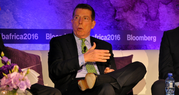 """""""Barclays is in a difficult position. This has absolutely nothing to do with their vision of the future of Africa,"""" he said during a panel discussion at the Bloomberg Africa Business and Economic Summit in Cape Town today."""