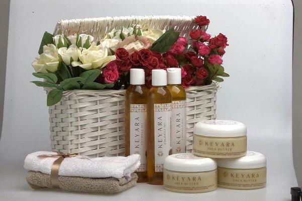 A selection of Keyara products