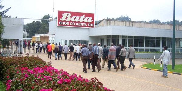Bata is KShoe's main competitor in Kenya.