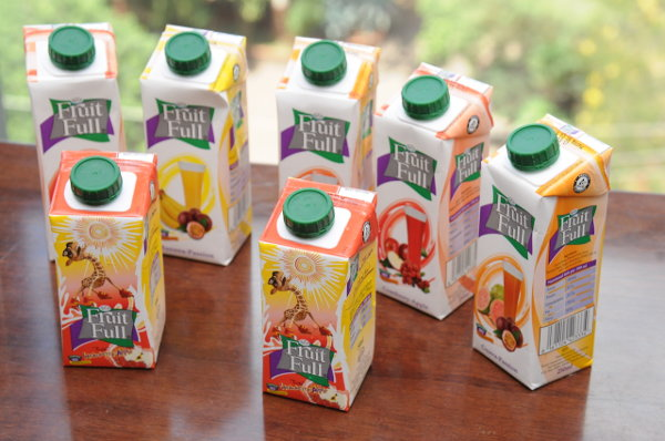 Excel Chemicals' new Fruitfull range is targeted at young people.