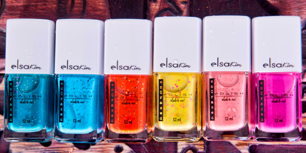 The elsaKim product range