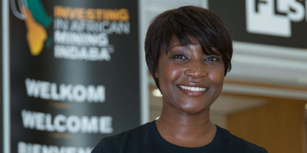 """""""I am not ready to die-out in this business. I'm here to stay,"""" says Tiguidanke Camara, founder of Tigui Mining Group."""