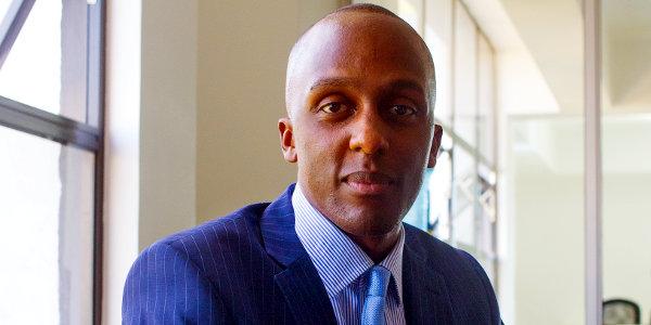 Ivan Mbowa, co-founder and CEO of Umati Capital