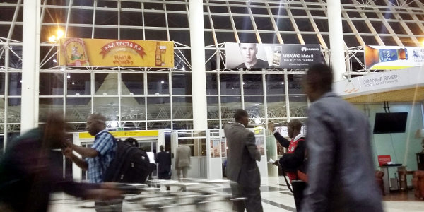 Addis Ababa's Bole International Airport