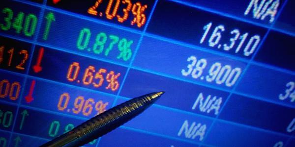 stock market ticker 600x300