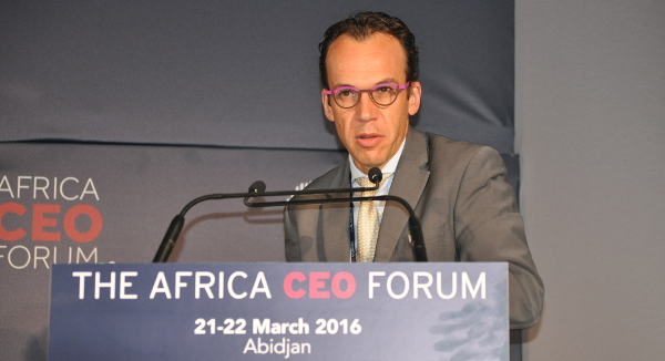 Martyn Davies, Deloitte's managing director of emerging markets and Africa