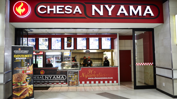In four years Chesanyama has grown to 300 outlets in South Africa, making it one of the country's fastest growing food franchises.