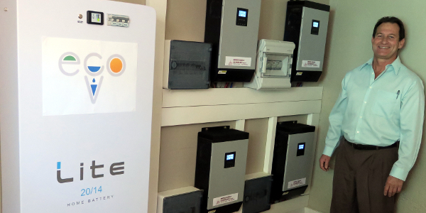 South African innovator Green Tower offers households and businesses an off-grid water heating and air-conditioning solar-powered solution which can save around 90% in electricity consumption.