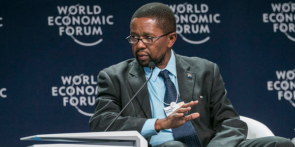 Geoffrey Qhena, CEO of South Africa's Industrial Development Corporation
