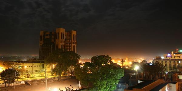 Ouagadougou, Burkina Faso. Photo: Martin Wegmann