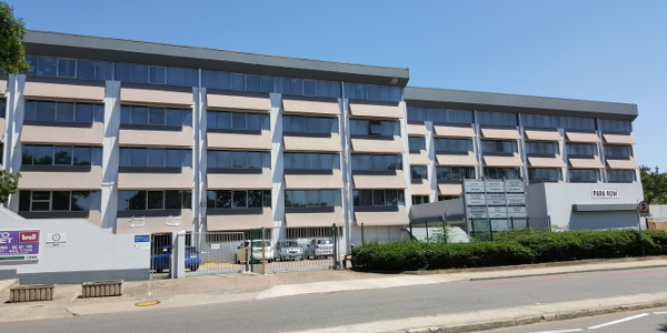 An office block in Pinetown was one of the properties sold on auction.