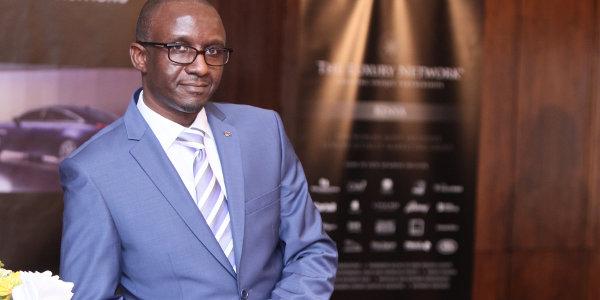 Michael Mwai, CEO of The Luxury Network in Kenya