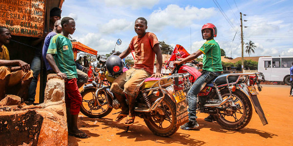 Tanzania has many underserved second-tier cities experiencing rapid growth.