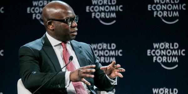 Adewale Tinubu, group CEO of Oando