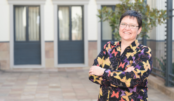 Elaine Wilson, Divisional Director - Research & Marketing - Broll Property Group