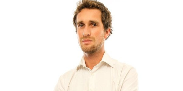 Francis Dufay, managing director of e-commerce company Jumia in Côte d'Ivoire
