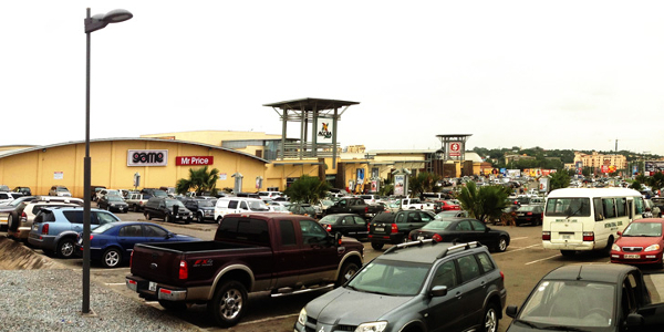 he 20,000m² Accra Mall (anchored by Shoprite and Game) which has been performing relatively better than competing spaces