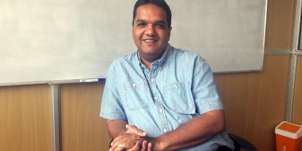 Akshay Shah, managing director of Silafrica
