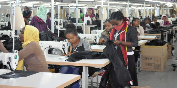 Ethiopia is distingusihing itself as a clothing manufacturing hub and companies like PVH Corp, H&M and Tesco are already sourcing garments from the country