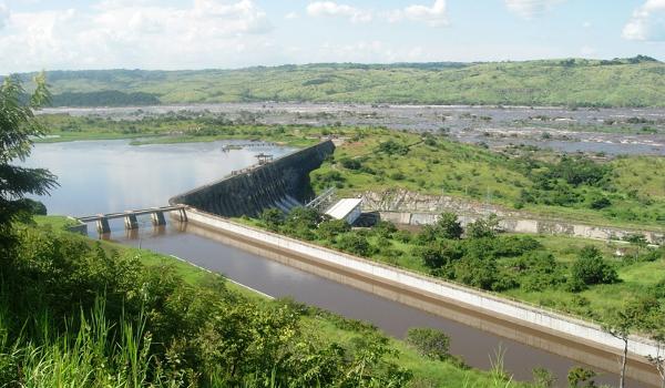 Inga Dam. Photo: International Rivers