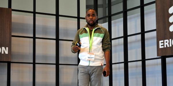 Kehinde Oriola, CEO of DealDey