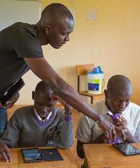 Photo: King Baudouin African Development Prize