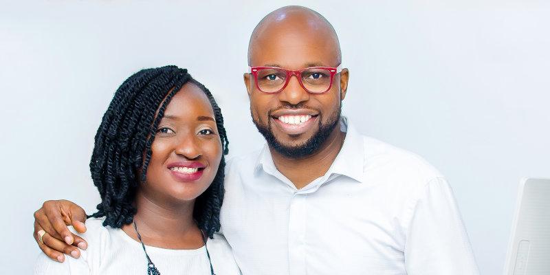 Ronke and Segun Abiona