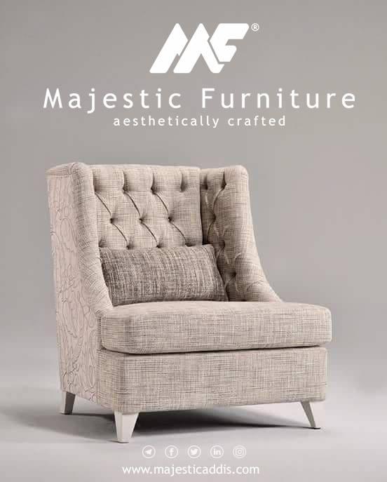 A Majestic Furniture advertisement