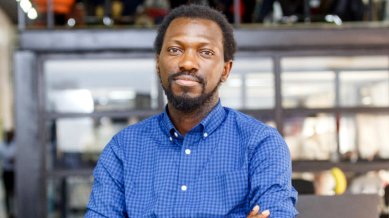 Olugbenga Agboola, CEO of Flutterwave