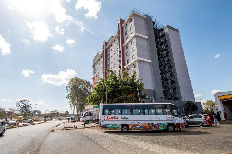 Acorn's Qwetu Ruaraka property in Nairobi.