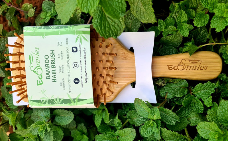 Eco-Smiles is hoping to get its products into more brick-and-mortar stores.