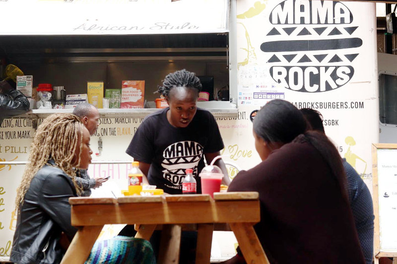 Mama Rocks started as a single food truck in 2016.