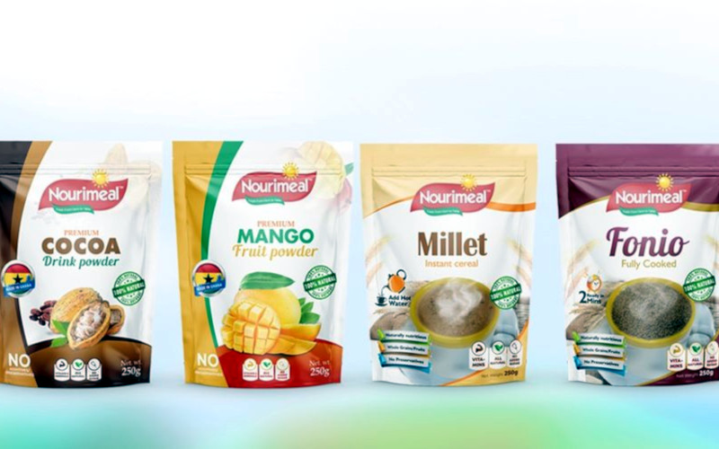 A selections of Agromyx's products.