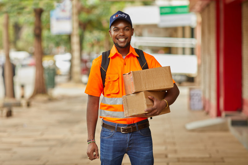 Several e-commerce companies use Sendy for their deliveries.