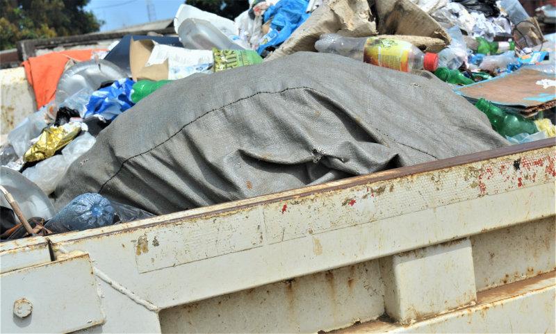 Green Cities turns Monrovia's trash into cash.