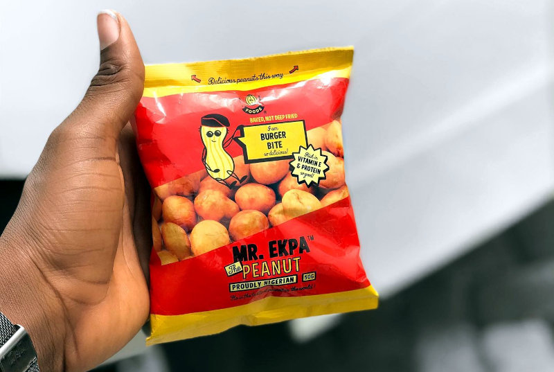 L&L Foods produces a range of roasted peanut products.