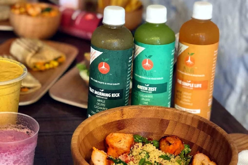 Nuli produces a range of food and drink products.